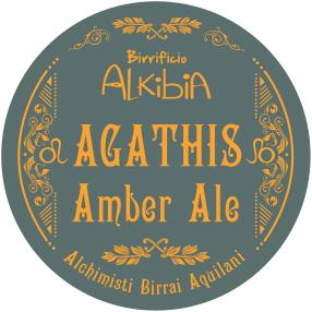 Agathis - Amber Ale | Alkibia Birra Artigianale