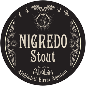Nigredo - Stout | Alikibia Birra Artigianale