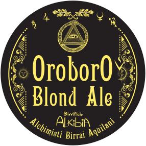 OroborO - Blond Ale | Alkibia Birra Artigianale
