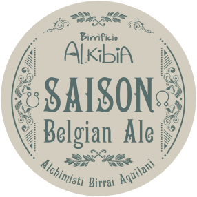 Saison - Belgian Ale | Alkibia Birra Artigianale